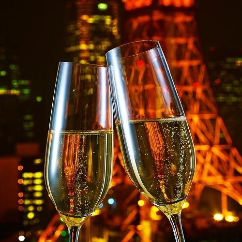 【シャンパンなど3つの特典付き】ライトダウンストーリー(朝食付き)