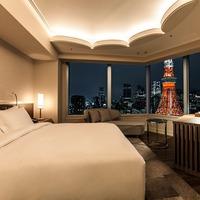 【禁煙】【東京タワー側確約】プレミアムコーナーキングルーム
