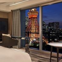 【ご予約は11/10まで★3つの特典付き】人気の東京タワー側!シャンパン&選べる朝食