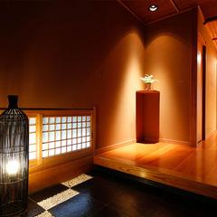 ★Gタイプ【漱石 サウナ露天風呂付き客室】温泉『掛け流し』