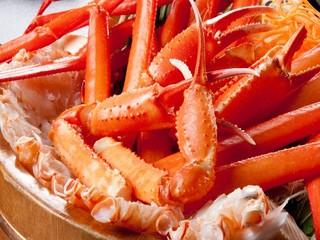 【山陰海岸ジオパーク】4月からのカニ料理『香住かに絵巻』&女性色浴衣無料 【部屋食】
