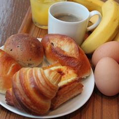 【のんびりプラン】12時レイトチェックアウト/朝食付