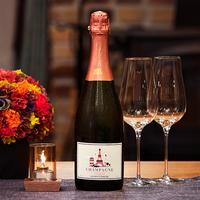 """【シャンパン×創作ディナー】""""特別なシャンパン""""で二人の旅を素敵に演出〜その日限りの創作料理〜"""