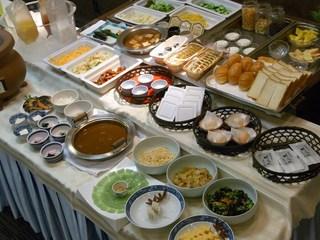 ≪大好評≫めちゃうまバイキング朝食付プラン【朝食付】