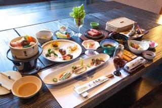 ≪グループ旅行≫大人数のみんなで楽しむ黒川温泉!朝はしっかり和食を!1泊朝食付プラン