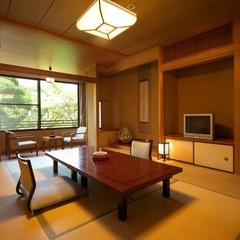【ガーデンビュー和室10帖+踏込3帖】−Aタイプ−