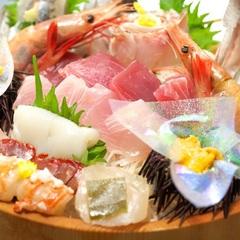 【お料理グレードUPプラン】金目鯛の姿煮&アワビの踊り焼き&伊勢海老&金目のしゃぶしゃぶ