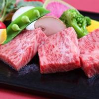 【3種の選べる近江牛料理】 誘惑するロゼ色の贅沢 湖畔の個室で近江牛 2食付 宿泊プラン