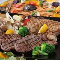 【3月限定!食べ放題】春の肉フェス!ステーキ、揚げたてポークカツが食べ放題・1泊2食付