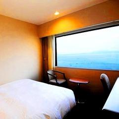 【快適5アイテム全室完備】ビジネス&一人旅★広々シングルでゆったり泊 素泊まり