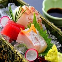 【夕・朝食付】季節の地産会席料理付 宿泊プラン