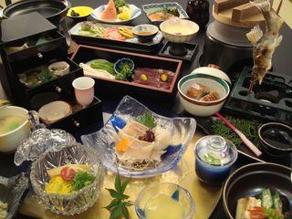 【品数No.1】美人の湯×厳選素材を贅沢に食す<宴>★★★
