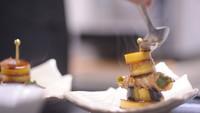 【新鮮アワビと季節野菜のステーキ】至高の美食懐石プラン