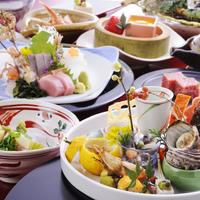 【さき楽28】28日前のご予約で880円OFF〇鳥取和牛ほか特選料理堪能【グレードアップ◇月コース】