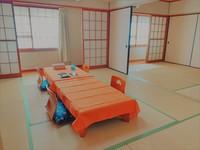 ■和室■(5〜7名)岩盤浴・館内設備の利用無料!