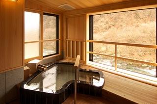 露天風呂付特別室「至福の間」【喫煙】