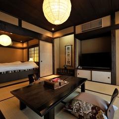 【平屋】温泉露天風呂付き客室離れ「月の船」