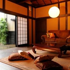 【二階屋洋室】温泉露天風呂付き客室離れ(2名様専用)