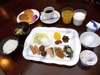 【お部屋お任せ】お得な朝食サービスプラン→通常540円の朝食が+200円でついてきます!