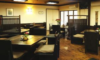 ■お食事処『ゆふいん花翔』 ※客室はご利用できません。