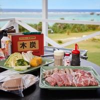 【BBQ食材付き】〜やんばるのお肉ご堪能プラン〜