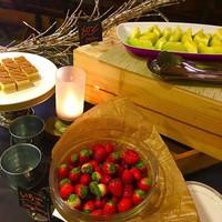 【年末年始】那須高原の地場食材を使った和洋ブッフェプラン【12/28、1/2〜1/4泊】1泊2食付