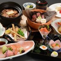 【さき楽45】【匠-TAKUMI】料理長のスペシャリテ1泊2食和洋コース
