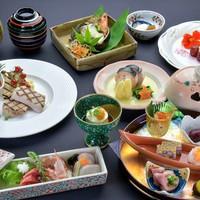 【楽天スーパーSALE】12%OFF 【極ーKIWAMIー】料理長のおすすめ1泊2食〜和洋コース〜
