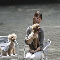 【ドッグコテージ】愛犬と過ごす那須高原「ワンちゃん専用ゆったりコテージ」朝食付