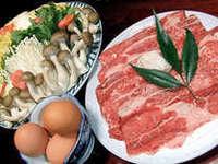 【春夏旅セール】いつもよりお得に♪奈良おすすめ和牛「大和牛」すきやきプラン