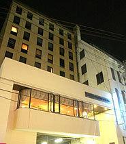 岡山ビューホテル 外観