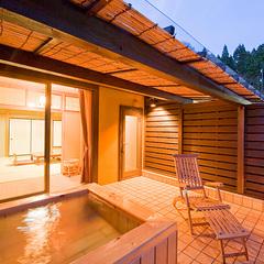 【露天風呂付客室】Aタイプ 和室10畳 ◆禁煙室