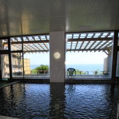 【スタンダード★素泊まり】チェックインは22時までOK 太平洋一望の天然温泉を満喫♪