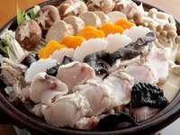 【あんこう鍋★2食付】ぷりぷり新鮮なあんこうと温泉を楽しむ冬のグルメプラン♪和会席コース料理
