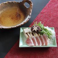 【★お一人様お一つ選べる料理★】茨城県を愉しむ一品料理♪太平洋一望の露天風呂がおすすめ【特定日限定】