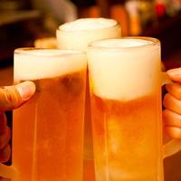【平日限定・シニアプラン】★昨年のヒットプラン、今年も登場!うんまいバイキングには生ビールでしょう