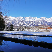 【八方1日券】白馬八方尾根スキー場リフト1日券<一度は滑りたい聖地・八方>アウト後の温泉付