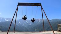 【白馬村 7ホテル合同企画】絶景の岩岳ゴンドラチケット&人気のHakuba Deliランチプラン