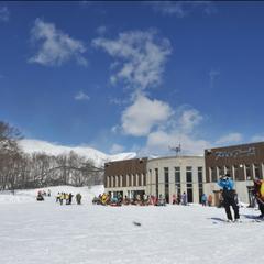 【春スキーは岩岳で】絶景ナンバーワンゲレンデ:白馬岩岳スキー場リフト1日券付(2日券に変更可)