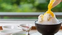 【夏季限定プラン】箱根天然水で作る湯上りかき氷プラン1泊2食TOKUSENディナープラン
