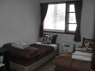 ダブルルーム・2人部屋