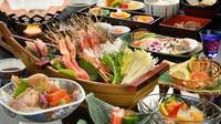 【春夏旅セール】【特選グルメプラン】山形牛フィレステーキと新鮮海鮮しゃぶしゃぶコース(1泊2食)