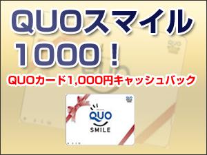【無料P30台完備!】QUO1,000円プラン☆