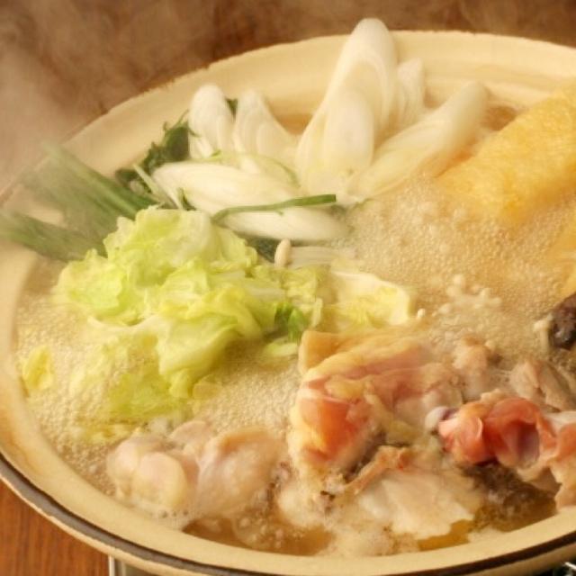 【朝はゆっくりしたい方へ!】翌日は気になるレストランで早めのランチへ♪一泊夕食☆地鶏鍋プラン!