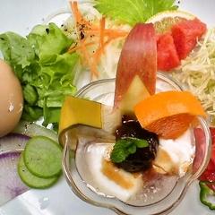 【一日に必要なお野菜の半分以上摂れます♪】お部屋のコタツかテラスで朝食OK☆オーガニック朝食プラン☆