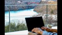 自然溢れる眺望★広々とした天然温泉大浴場で24Hステイ★ワーケーションプラン【全館Wi-Fi完備】