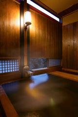 セミスイート源泉かけ流し露天付和洋室 やまびこ個室食対応