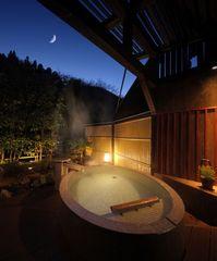 会津漆器と和風創作料理に舌鼓、貸切露天風呂が無料で楽しめる、人気のスタンダードプラン!