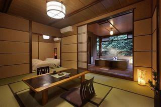 記念日や贅沢旅行に 特別室きづなすいーと 個室食対応