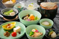 【返金不可】カード決済限定◆GW先取りプラン♪〜夕朝食付〜